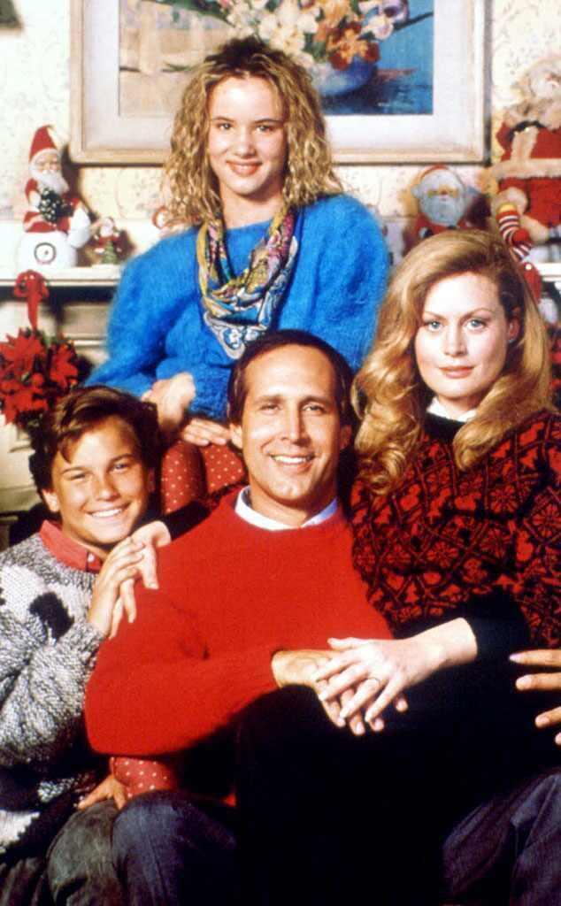 Christmas Vacation, Cast