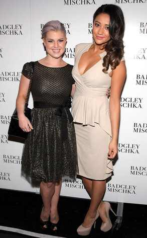 Kelly Osbourne, Shay Mitchell