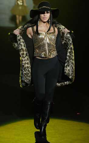 Betsey Johnson, Model, Fall 2012