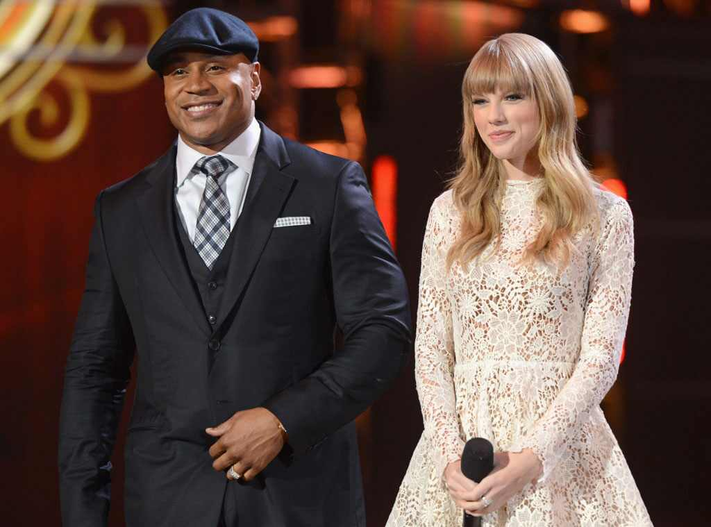 LL Cool J & Taylor Swift