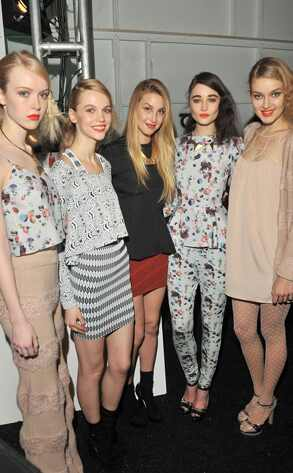 Whitney Port, Models