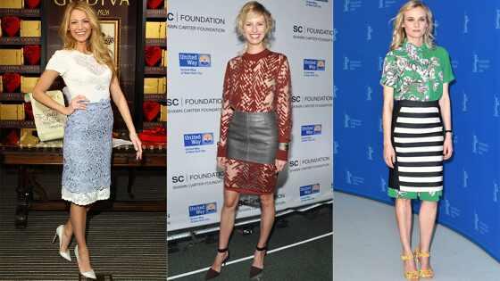 Blake Lively, Karolina Kurkova et Diane Kruger en SOD