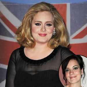 Lily Allen enciende más la polémica de Adele en los Brit Awards