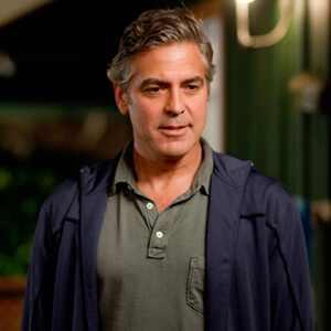The Descendants, George Clooney