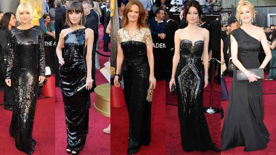 Anna Faris, Rose Byrne, Melissa Leo, Alexandra Edenborough, Melanie Griffith