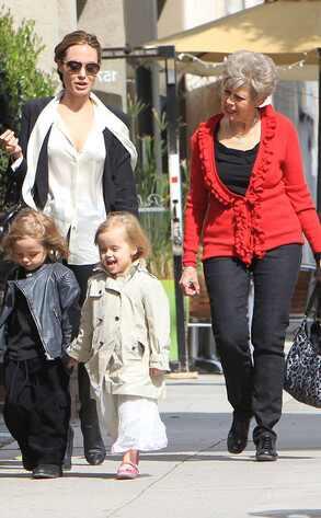 Knox Jolie-Pitt, Angelina Jolie, Vivienne Jolie-Pitt, Jane Pitt