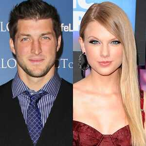 Tim Tebow, Taylor Swift
