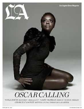 Viola Davis, LA Times Magazine
