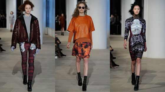 Cynthia Rowley Models