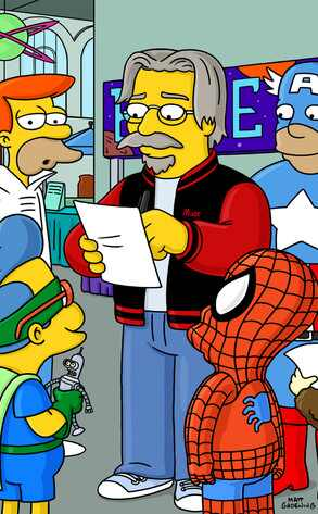 Matt Groening, The Simpsons