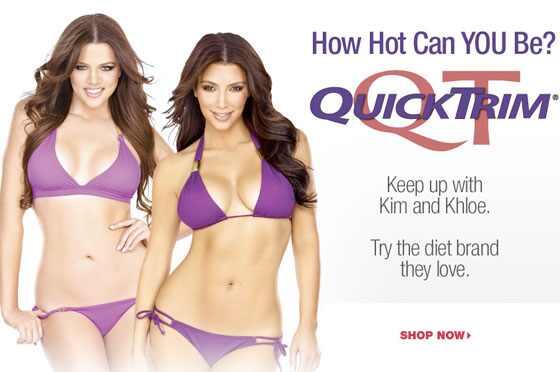 Quick Trim, Kim Kardashian, Khloe Kardashian