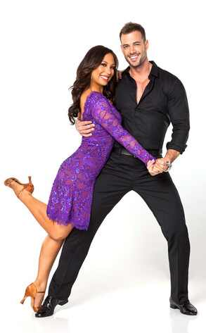 Dancing with the Stars, DWTS Season 14, WILLIAM LEVY & CHERYL BURKE
