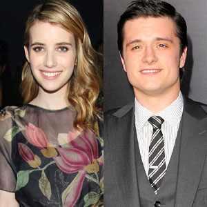 Josh Hutcherson, Emma Roberts
