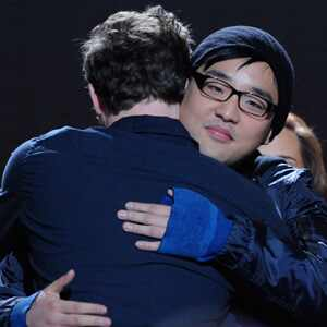 HEEJUN HAN Soothes Jennifer Lopez After 'Idol' Exit: 'It's OK, Baby'