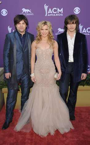 Country Music Awards, Neil Perry, Kimberly Perry, Reid Perry, The Band Perry
