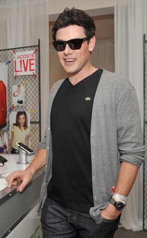 Coachella Festival, Cory Monteith