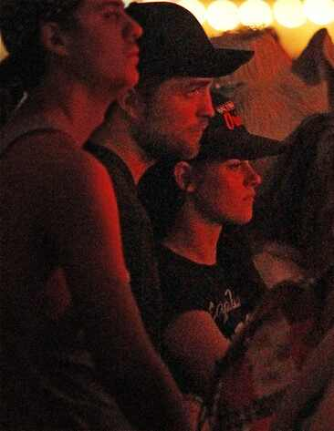 Robsten at Coachella
