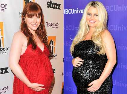Bryce Dallas Howard, Jessica Simpson