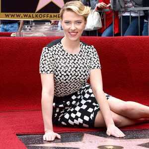 Scarlett Johansson Was