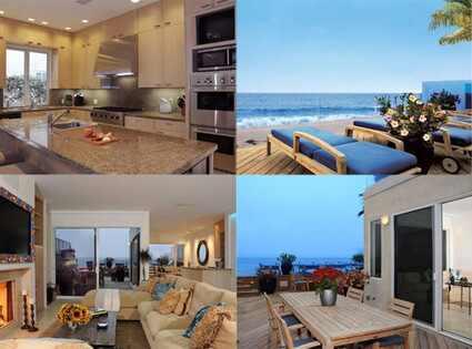 Jim Carrey, Malibu Home