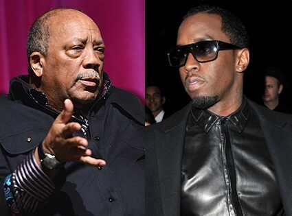 Quincy Jones, Diddy