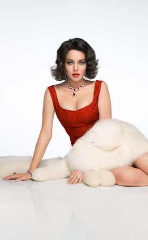 Lindsay Lohan, Liz & Dick