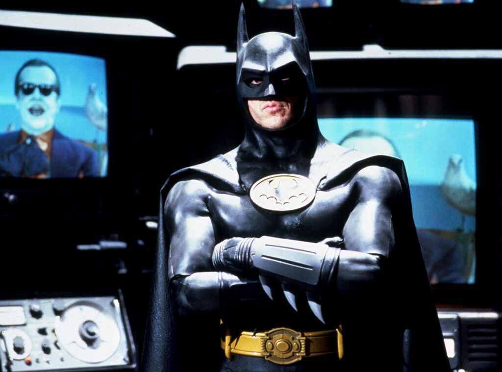 Batman: Michael Keaton