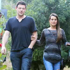 Cory Monteith, Lea Michelle