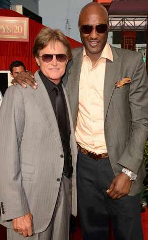 Bruce Jenner, Lamar Odom
