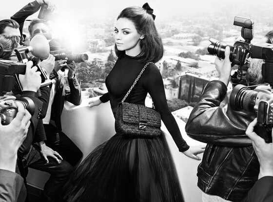 Mila Kunis, Miss Dior ad