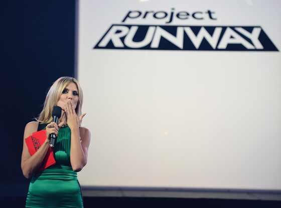 Heidi Klum, Project Runway Season 10