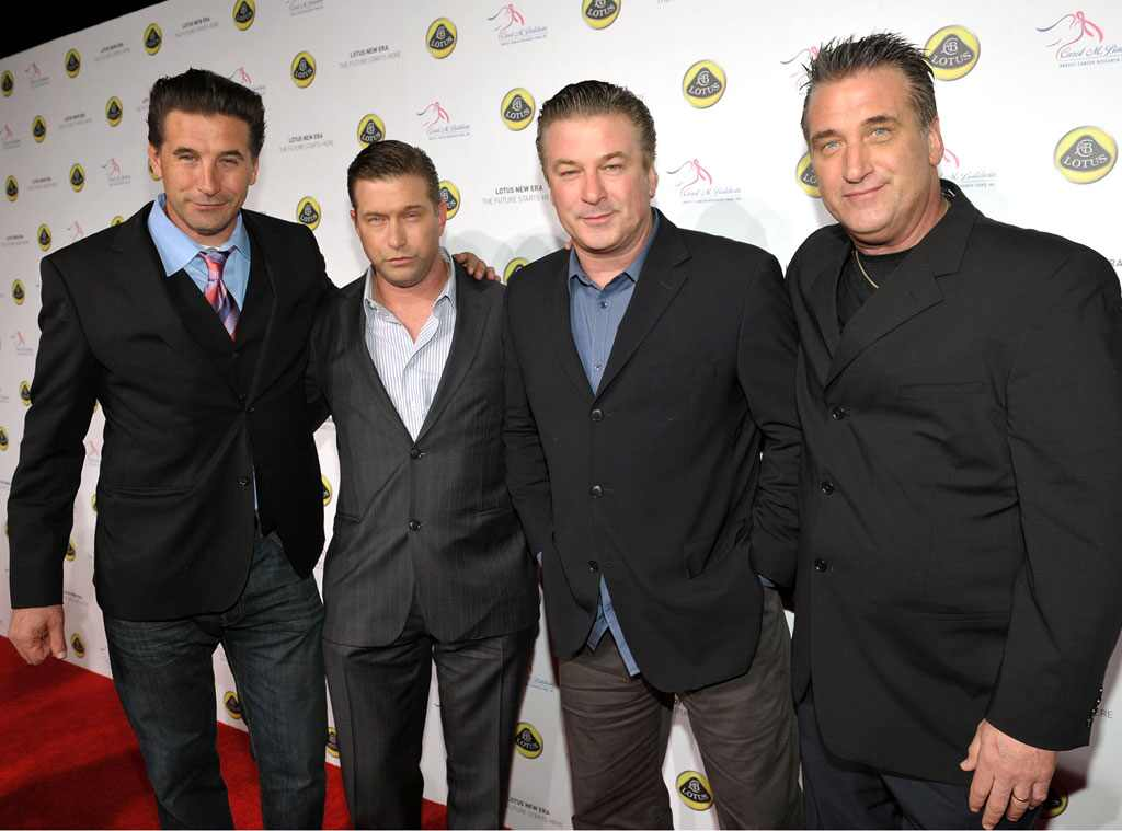Billy, Stephen, Alec and Daniel Baldwin