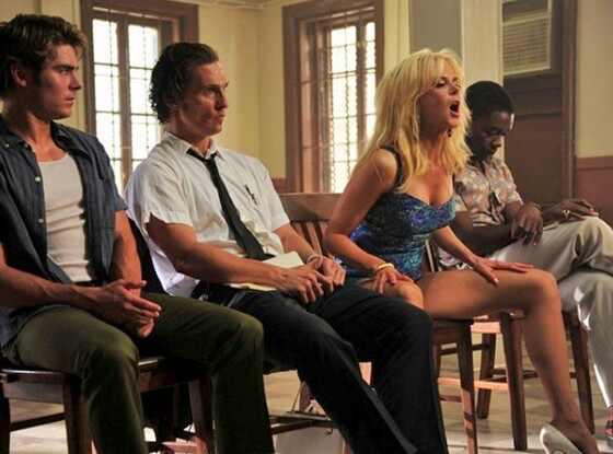 Nicole Kidman, Matthew McConaughey, Zac Efron, The Paperboy