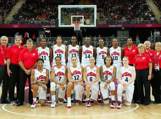 Olympics Preview: Team USA Women's Basketball Takes on ...