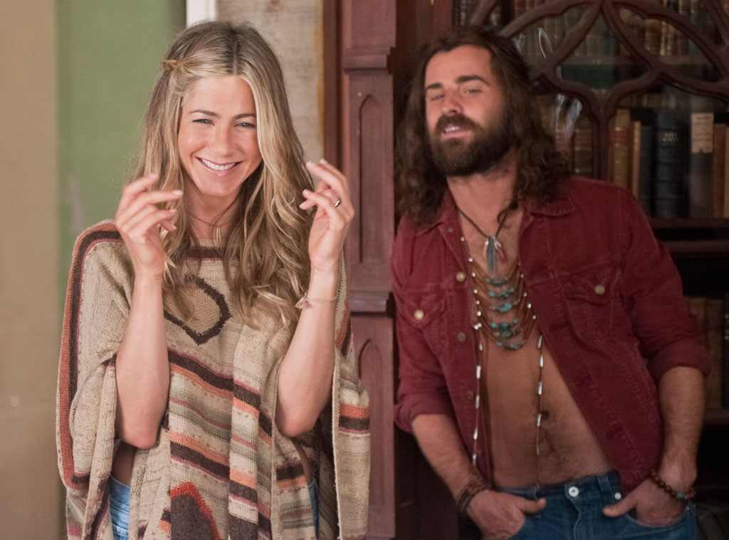 Jennifer Aniston & Justin Theroux - <i>Wanderlust</i>