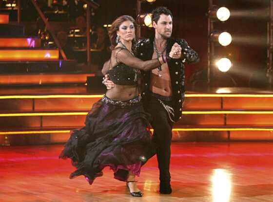 DANCING WITH THE STARS, DWTS, HOPE SOLO, MAKSIM CHMERKOVSKIY