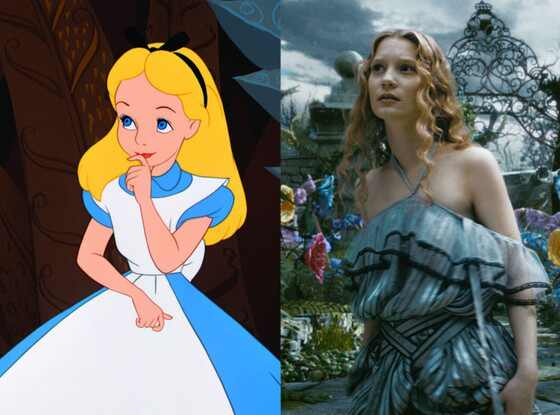 Movie Remakes, Alice in Wonderland