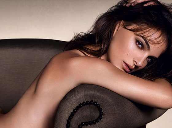 Natalie Portman, Dior Perfume Advertisement