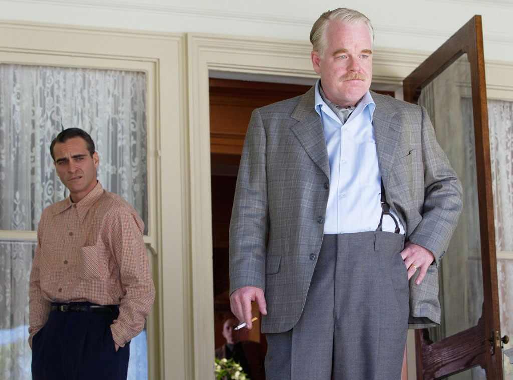 The Master, Joaquin Phoenix, Philip Seymour Hoffman, Movies