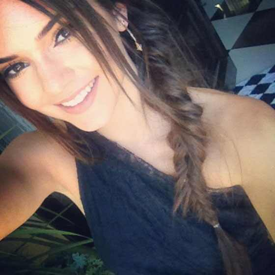 Kendall Jenner, Twit Pics