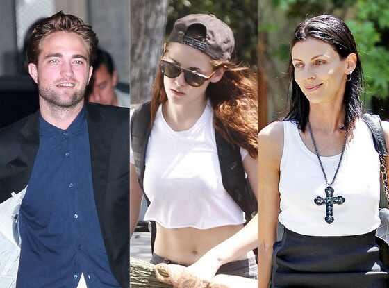 Robert Pattinson, Kristen Stewart, Liberty Ross