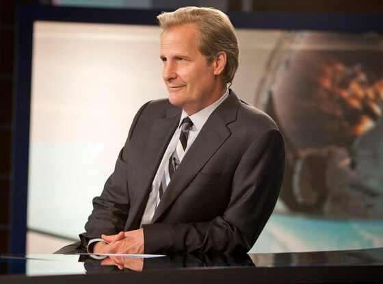 THE NEWSROOM, Jeff Daniels