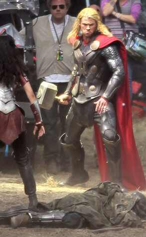 10) Thor: The Dark World