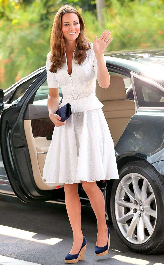 Kate Middleton dá à luz pela terceira vez