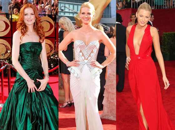 Os 10 melhores looks do Emmy Awards