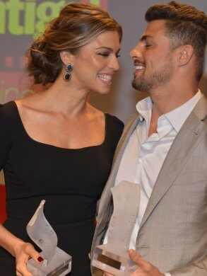 Grazi e Cauã se recusam a atuarem juntos em novela
