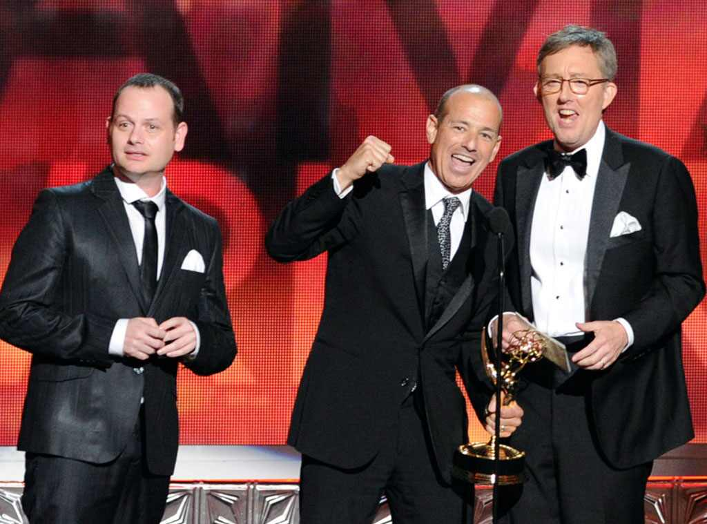Emmy Awards 2012: Ganadores