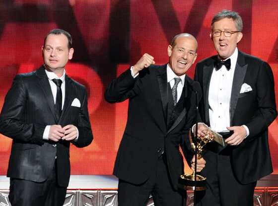 Os 5 momentos mais surpreendentes do <i>Emmy Awards</i> 2012