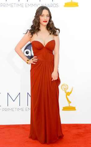 ¿Qué dijeron? Las mejores frases de la Red Carpet de los Emmy 2012