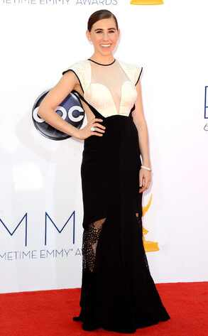 Emmy Awards, Zosia Mamet